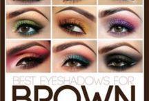 Makeup / by Heidi Crowley