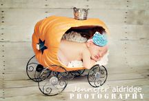 Newborn photo ideas / by Priscilla Nickels