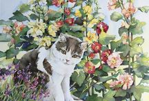 Art Animals / by Wilma Million