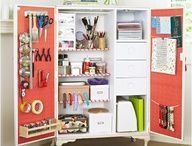 organized living / by Belinda Wilkinson-Choina