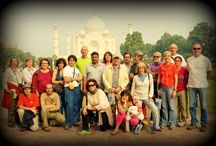 tours in india / Visit India's most spectacular places with Swadeshi Journeys Pvt Ltd. There is so much to experience and see in India, from opulent Maharajah's palaces, grand religious monuments, snowcapped mountains, tea plantations and the peaceful backwaters of Kerala in the south.  Visit vibrant Mumbai, with its British-colonial architecture and pulsating energy, and experience Delhi's Moghul grandeur. In colourful Rajasthan, fall in love with its exotic towns, palaces and bustling markets.  / by Swadeshi Journeys Pvt Ltd