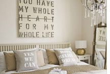 Bedroom Spaces / by Brittany Kutter