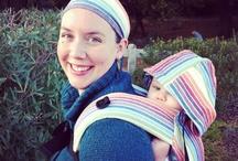 Babywearing LOVE / by Laura Brown