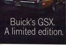 GSX / by D.A. Buchan