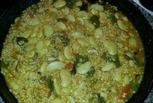 Yummy food / by RAQUEL MANZANERA