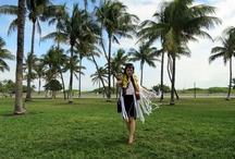 Art Deco Weekend, Ocean Drive Miami Florida / by La Carmina