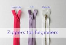 Learning to sew / by Diane VanVleet