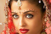 Make-up - exotic edition / by Rumina