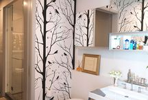 bathroom / it might as well be pretty  / by Erica Birnbaum