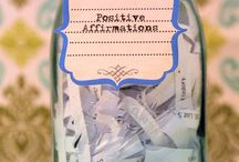 Positivity / My collection of possitive, affirming quotes and ideas. / by Fiona Jenkin