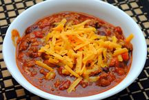 Chili / by Valerie