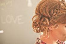 Super Cute Hair ideas / by Andrea Paxman