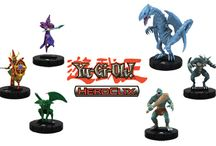 Yu-Gi-Oh! HeroClix / Don't miss out on our large selection of singles from this set. Including the chase 055 Dark Magician. CatMonkeyGames@aol.com / by CatMonkey Games
