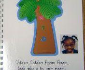 Preschool Class Book / by Crystal Chesser