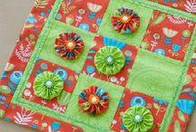 Kids sewing ideas / by Kathleen Noltensmeyer