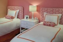 Girls room ideas / by Kendra Lockie Hall