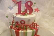 18th cakes / by June Hesford