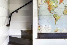 Interior design  / by Samantha Staff-Platt