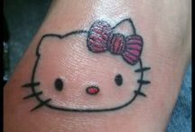 Hello Kitty / by Clare Day