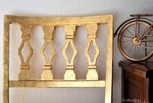 furniture refurb / by Ashley Merrick
