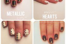 nails. / by Skylar Kasidy Yahnke