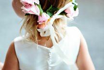 Flower Girl / by H.Bloom Weddings