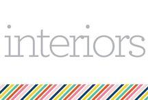 S E C T I O N :: Interior Design by Room / by Pencil Shavings Studio
