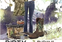 Cowgirls Boots, Hats and Outfits / by Donna Ashcraft-Mason