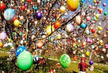 Easter Egg-stravaganza & Other Easter Joy / by Toni Johnson