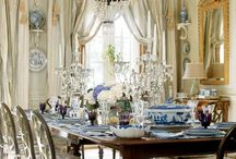 Design~ Dining Rooms / by Henry W. Powell