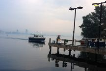 "Dan's Work Commute / A collection of Pics from Dan's commute to Toronto City side and back to the Toronto Island Marina where ""Akiya the Whale' (Dan's Sailboat and second home is based) ⛵⛵⛵  / by Dan Trepanier"