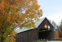 Covered Bridges / by Theda Weatherly