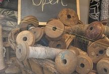 Inspiration for textile mill interior design / by Kaitlin McShea