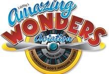 Amazing Wonders Aviation VBS / by Jennifer Steele