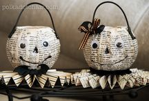 Halloween Crafts / by Lisa Key