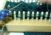 knitting loom / by Jan Taylor