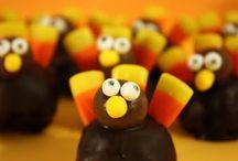 Thanksgiving treats / by Julie Guerra