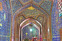 Islamic architecture / by Oscar Anton