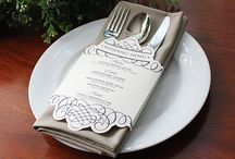 Wedding & Event Table Top Styling / DIY wedding and event printables to make your tables shine. Use these table numbers, place cards, menus, and more to create elegant and easy to make pieces. / by Download & Print