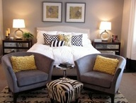 Master bedroom / by Shannon Hicks