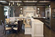 kitchen designs / by Nancy Henningsen