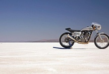Motorcycles / A collection of classic, inspiring, racy or just plain cool motorcycles. / by Simon Spreckley