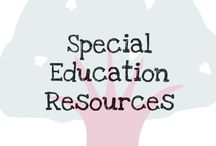Special Education / by Chrissy Starnes