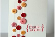Card Making -Thank You- / by Angela Schingeck