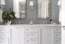 Bathroom ideas / by Barbara Toman