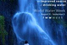 Water / Infographics created by DHS and others exploring water, sanitation, energy & environment issues for World #WaterWeek #WWweek #WWweek2014 / by DHS Program