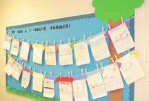 Bulletin Board ideas / by Sue Hills