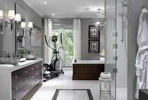 Bathrooms / by Tishwana Holder