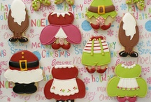 Christmas Cookies / by My Magical Sweets Antonietta Di Yesi