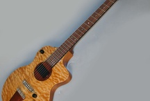 Guitars & Bass / Images of Guitars  / by Eric Seigel